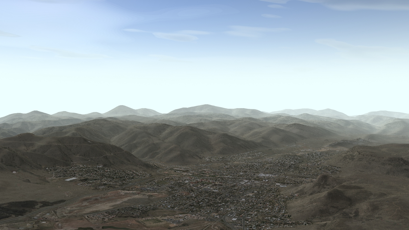 computer rendering of golden colorado